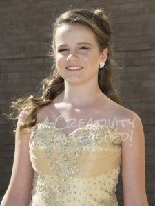 Amira Willighagen, Pretoria 2018